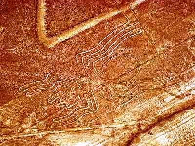Nazca Spinne Paläo Seti